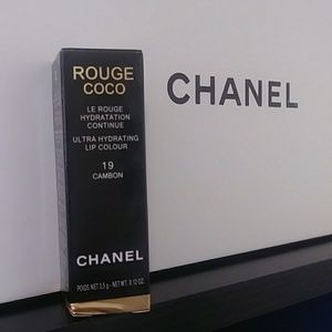CHANEL Makeup - BNIB Auth Chanel Rouge Coco in Shade 19, cambon